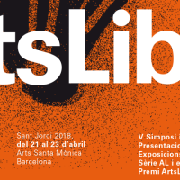 ArtsLibris | International Fair of Artists' Books and Contemporary Editions, Barcelona, April 21-24, 2018