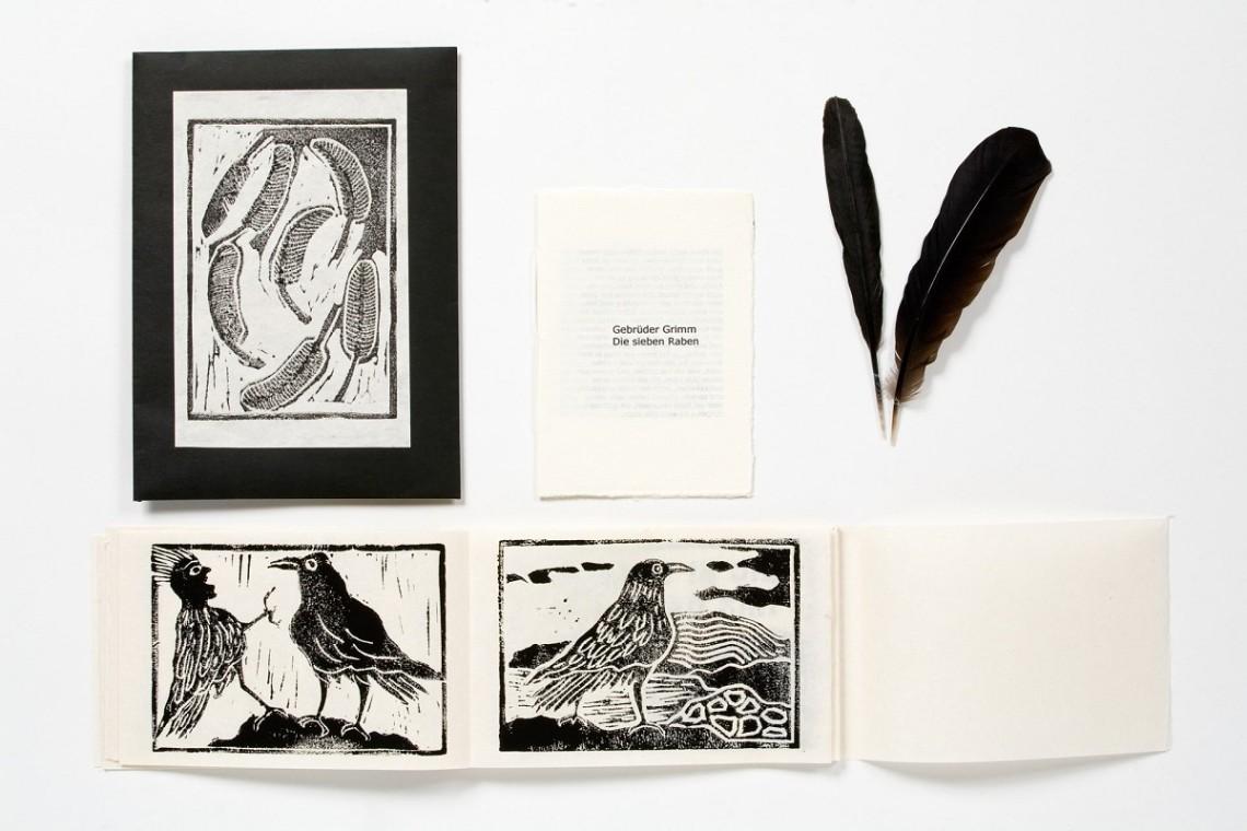 Künstlerbücher der KMB, LXVIII, Dr. Friederun Hardt-Friederichs