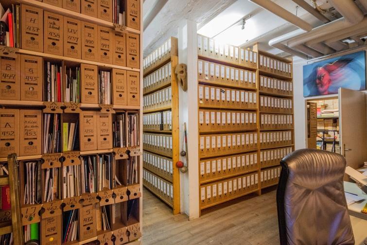 Archive Artist Publications, München, 2015, Foto/Courtesy: Hubert Kretschmer, Archive Artist Publications