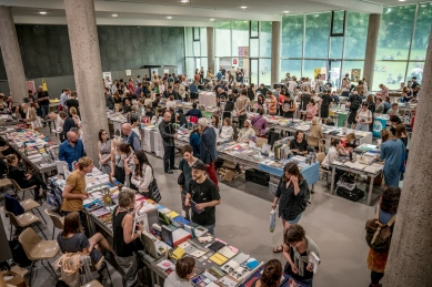 Miss Read – The Berlin Art Book Fair 2017, Foto: Jan Sobotka (Dok2), Courtesy: Miss Read